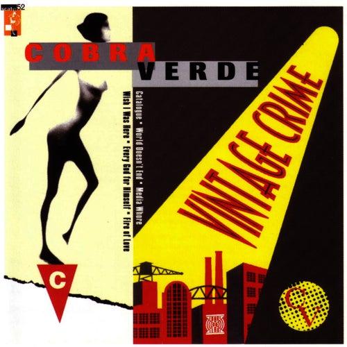 Vintage Crime von Cobra Verde