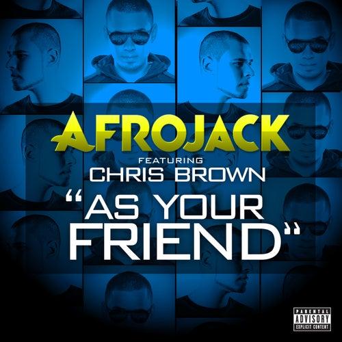 As Your Friend de Afrojack