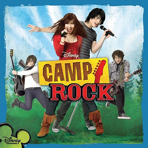 Camp Rock Original Soundtrack (Scandinavia Version) by Cast of Camp Rock