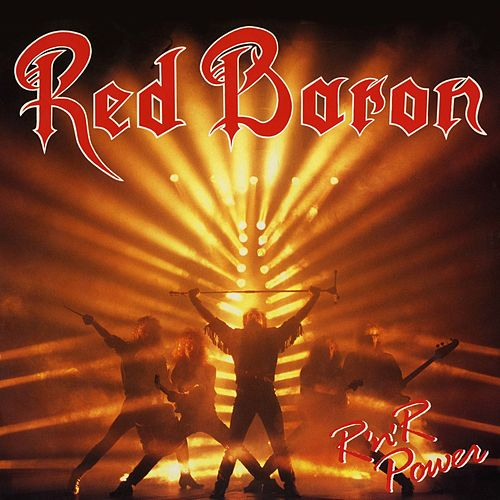 Rock'n Roll Power (Expanded Edition) de Red Baron