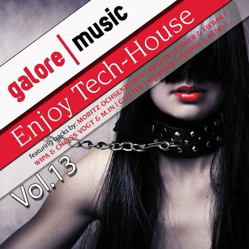 Enjoy Tech House, Vol. 13 von Various Artists