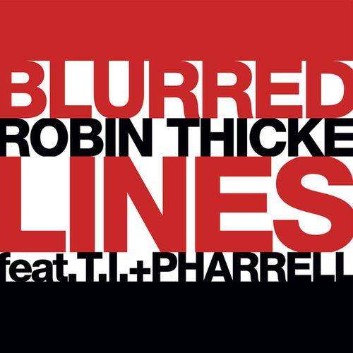 Blurred Lines von Robin Thicke