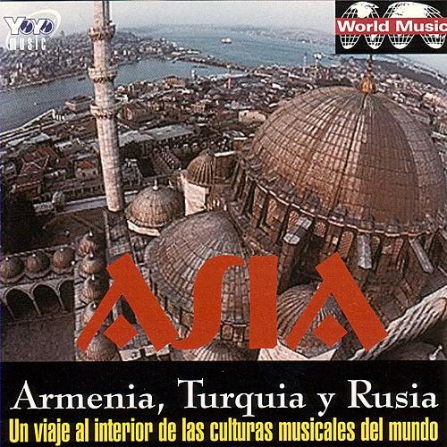 World Music - Asia - Armenias, Turquia Y Rusia de Various Artists