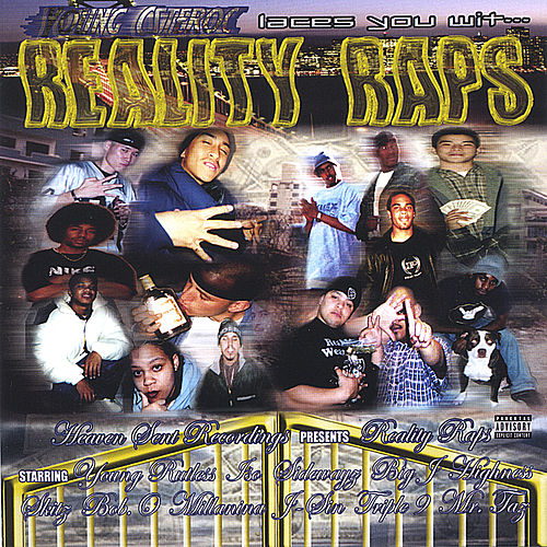Reality Raps by Various Artists