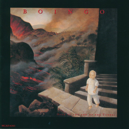 Dark At The End Of The Tunnel von Oingo Boingo