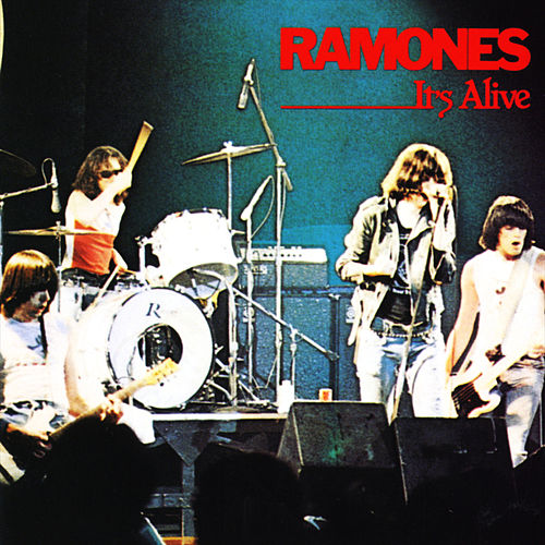 It's Alive de The Ramones