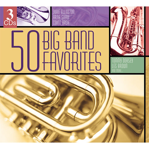 50 Big Band Favorites  de Various Artists