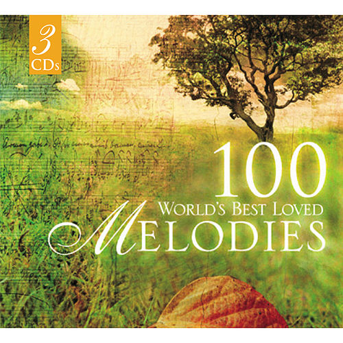 100 World's  Best Loved Melodies  de Various Artists
