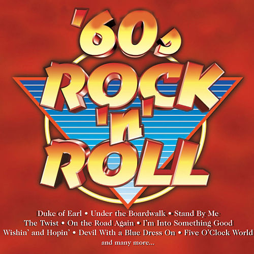 60s Rock 'n' Roll by Various Artists