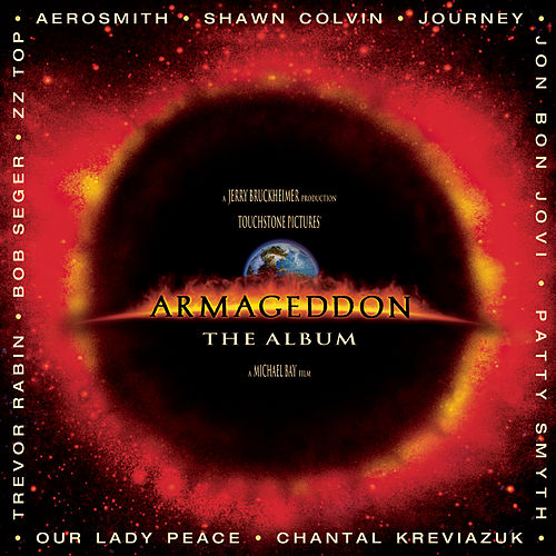 Armageddon - The Album by Armageddon - The Album