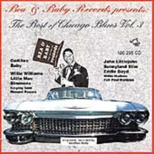 The Best of Chicago Blues, Vol. 3 de Various Artists