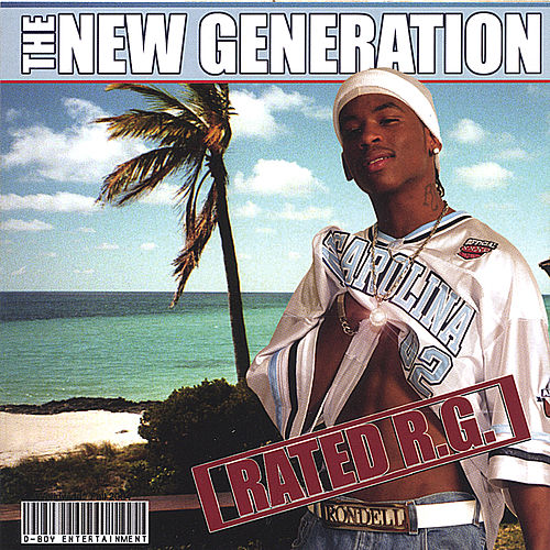 The New Generation - Rated R.G. von R G