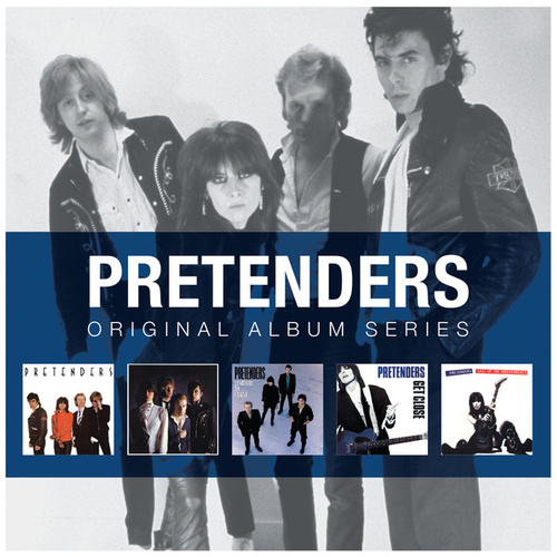 Original Album Series by Pretenders