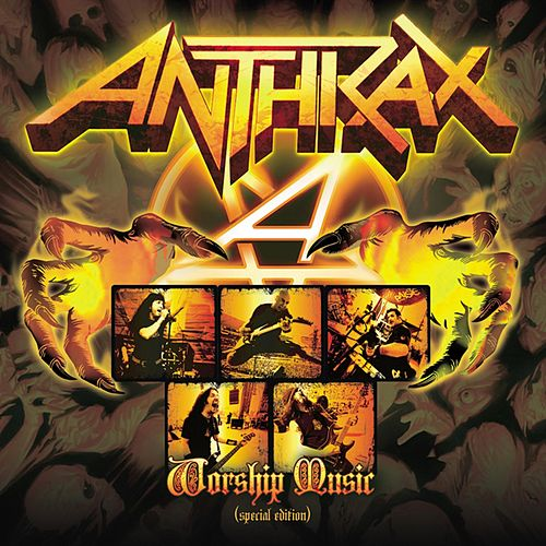 Worship Music de Anthrax