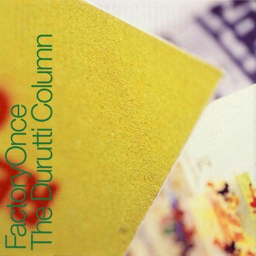 The Return Of The Durutti Column by The Durutti Column