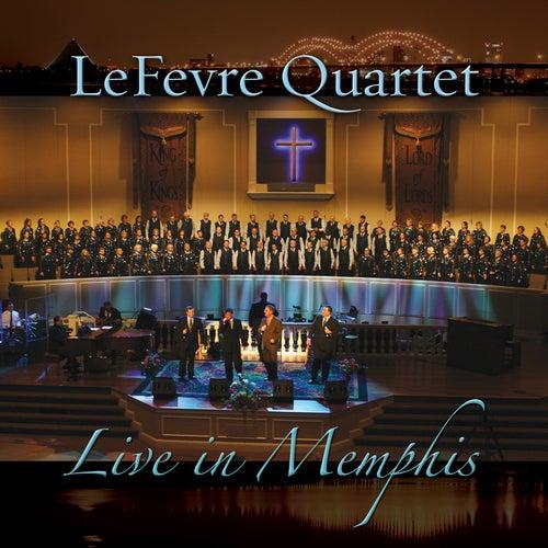 Live In Memphis by The LeFevre Quartet