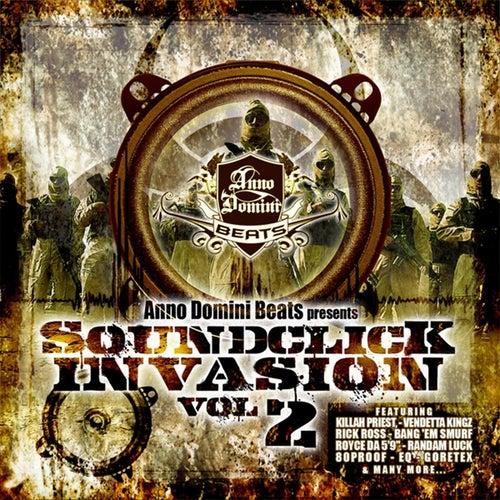 Soundclick Invasion, Vol. 2 by Anno Domini Beats