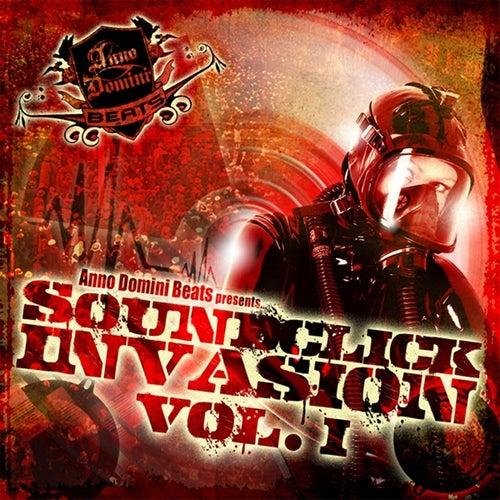 Soundclick Invasion, Vol. 1 by Anno Domini Beats