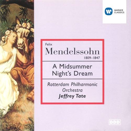 Britten: Nocturne. Mendelssohn: A Midsummer Night's Dream by Jeffrey Tate