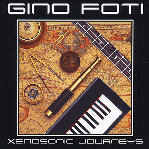 Xenosonic Journeys fra Gino Foti