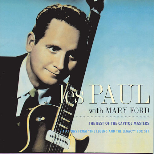 The Best Of The Capitol Masters by Les Paul