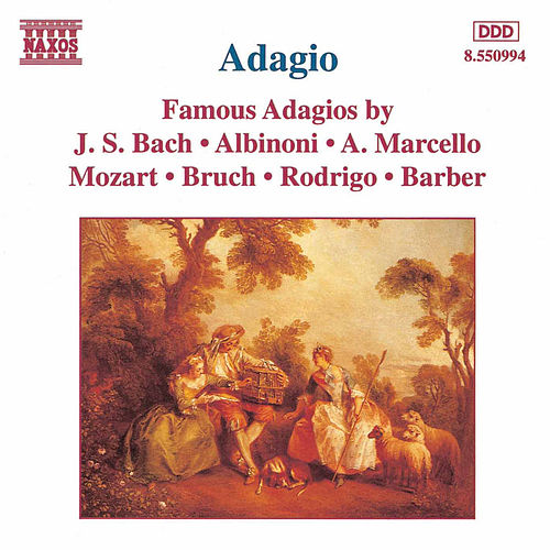 Famous Adagios de Various Artists