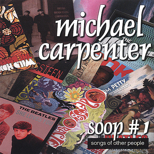 SOOP#1 (Songs Of Other People) de Michael Carpenter