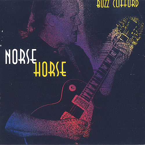 Norse Horse by Buzz Clifford