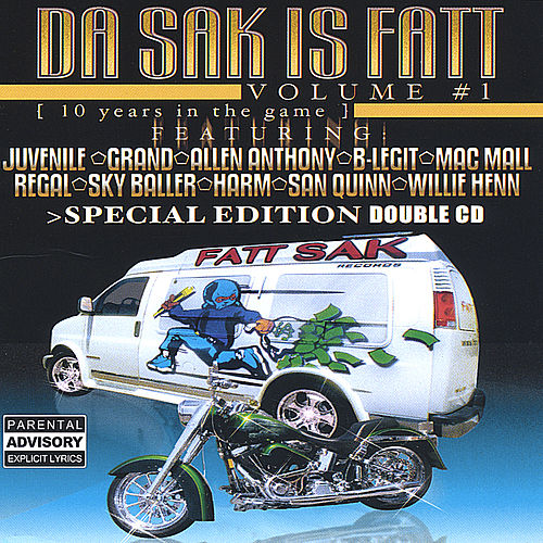 Da Sak Is Fatt, Vol. 1 de Various Artists