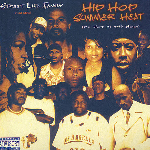 Hip Hop Summer Heat von Various Artists