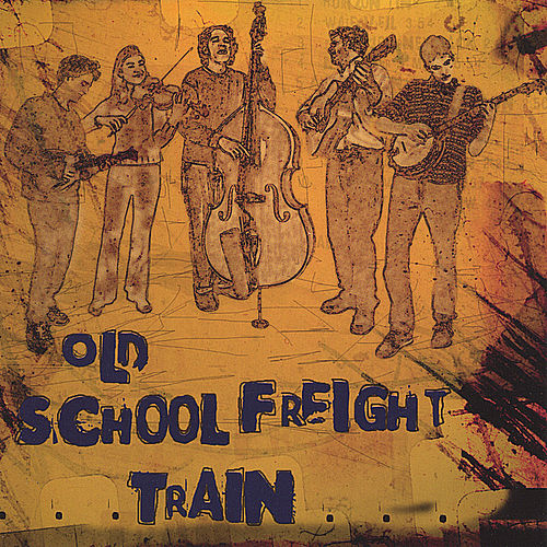 Old School Freight Train by Old School Freight Train