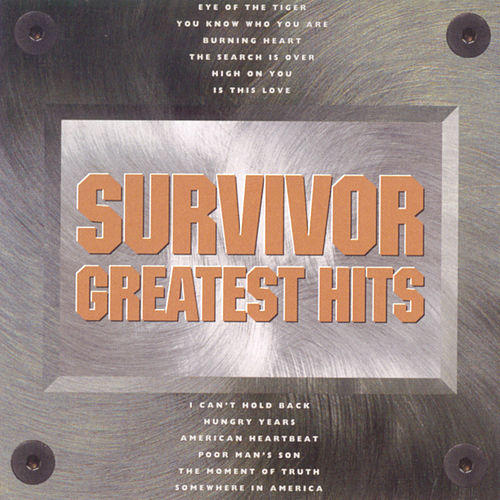Greatest Hits de Survivor