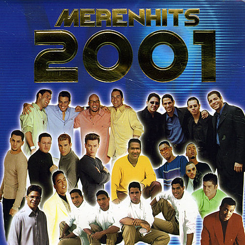 Merenhits 2001 by Various Artists