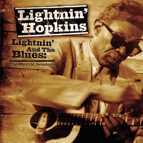 Lightnin' & The Blues: The Herald Sessions by Lightnin' Hopkins