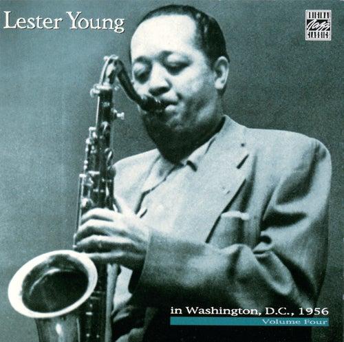 In Washington, D.C. 1956 Volume Four de Lester Young