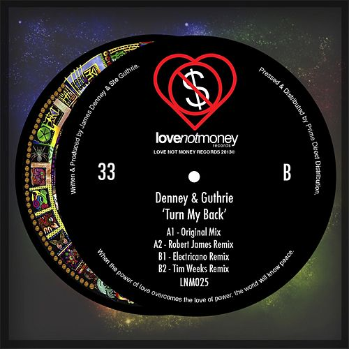 Turn My Back von Denney