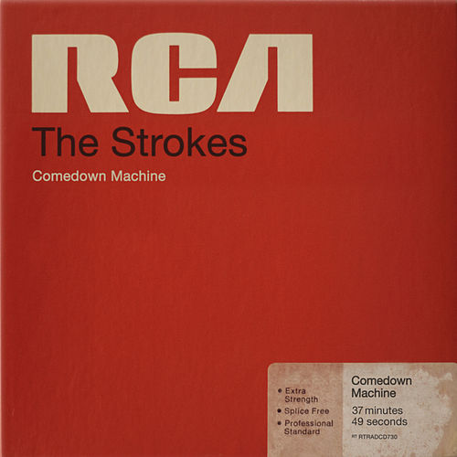 Comedown Machine by The Strokes