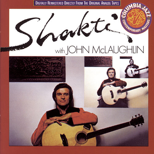 Shakti with John McLaughlin de Shakti & Jon McLaughlin