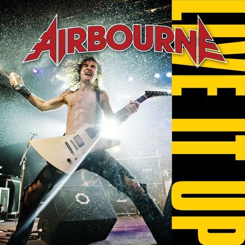 Live It Up von Airbourne