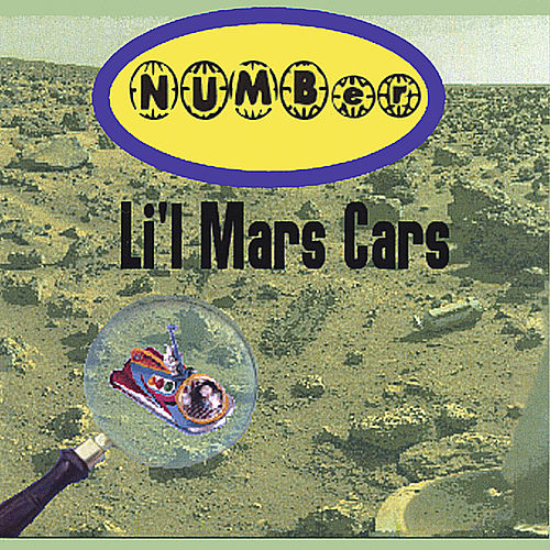 Lil' Mars Cars by NUMBer