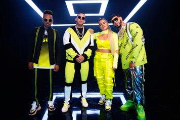Anuel AA, Daddy Yankee & Karol G