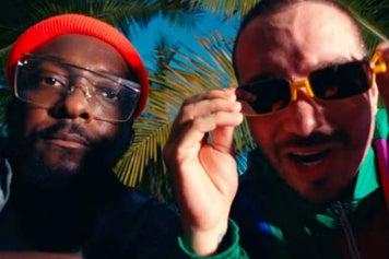 The Black Eyed Peas X J Balvin