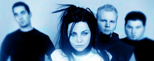 Source Material: Evanescence, 'Fallen'