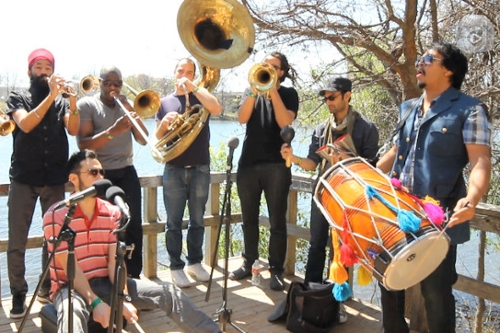 """Red Baraat, """"Sialkot"""": Stripped Down (Live)"""