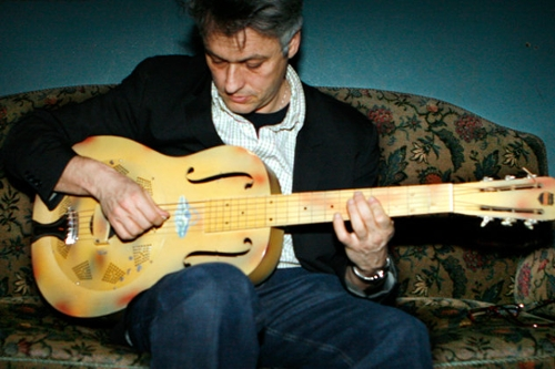 Marc Ribot's Hottest Guitar Leads