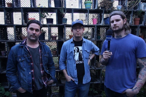 METZ Talk Sonic Youth: On The Record (interview)