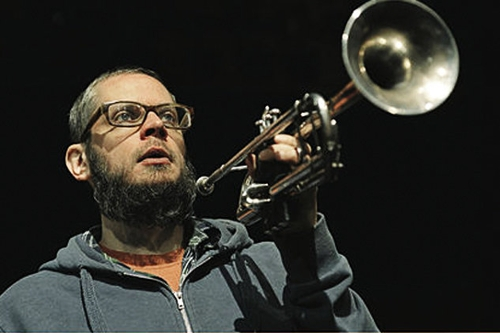 Get Up With: Nate Wooley's Trumpet