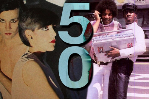 The 50 Best Songs of 1982