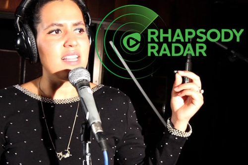 "Quadron ""Hey Love"": Napster Radar Sessions"