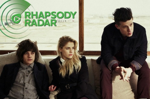 Napster Radar: London Grammar